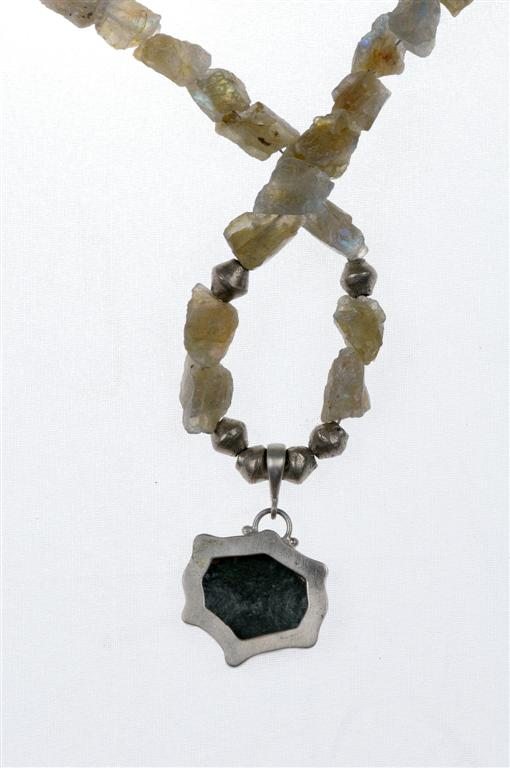 Roman Bronze Fragment Necklace : 0016 : A. Tyner Antiques