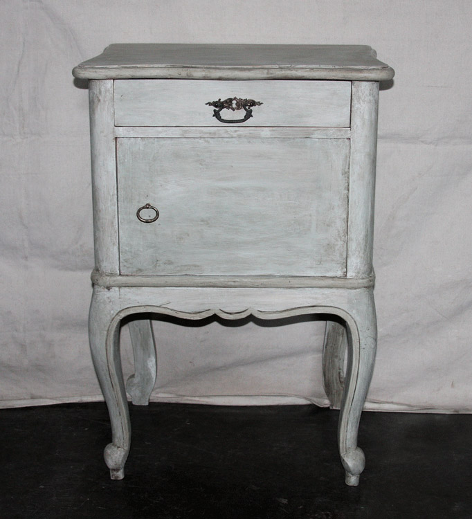 Early 20th C. Italian Nightstand Chest