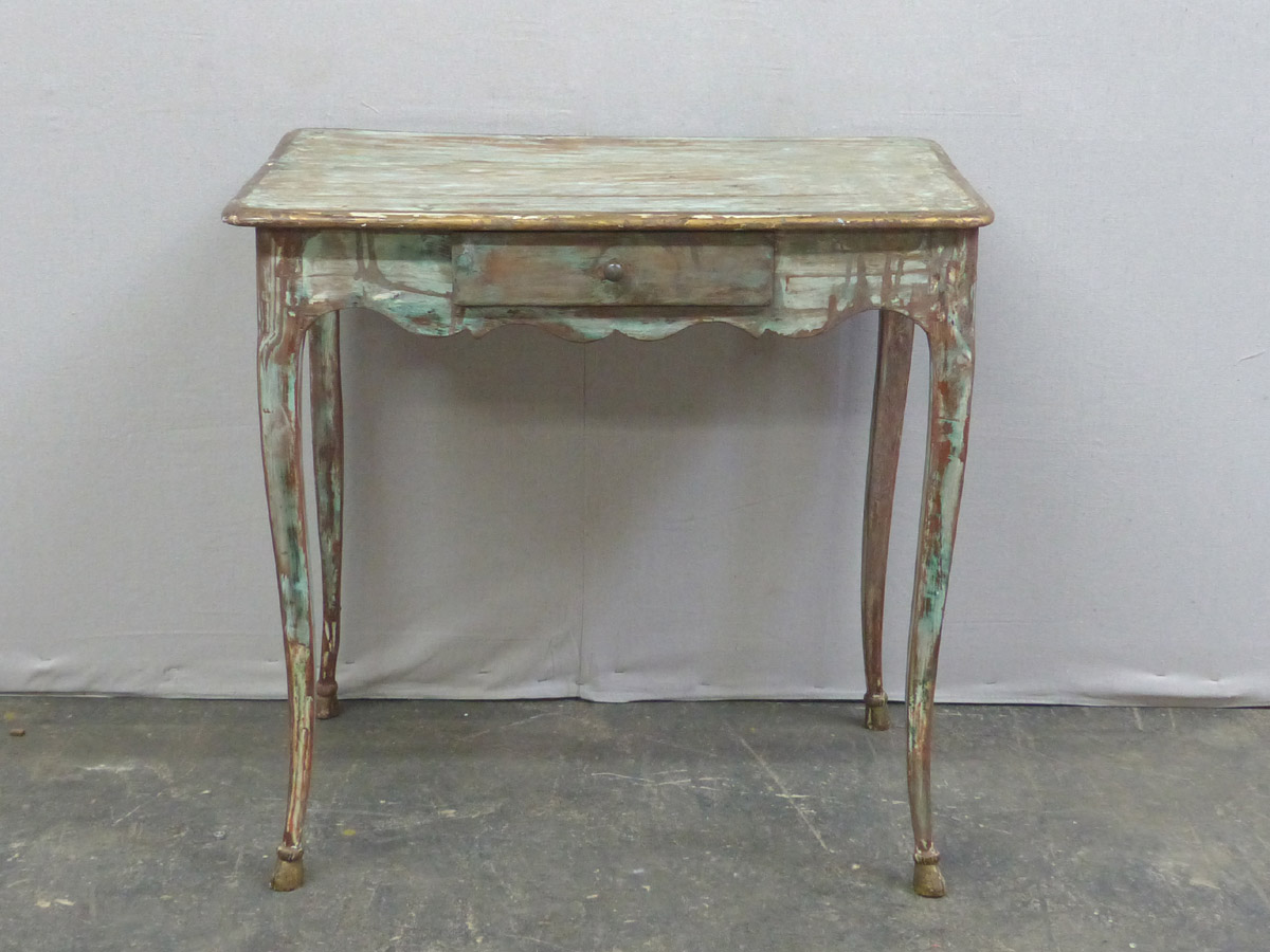 A 19th Century Side Table from Italy