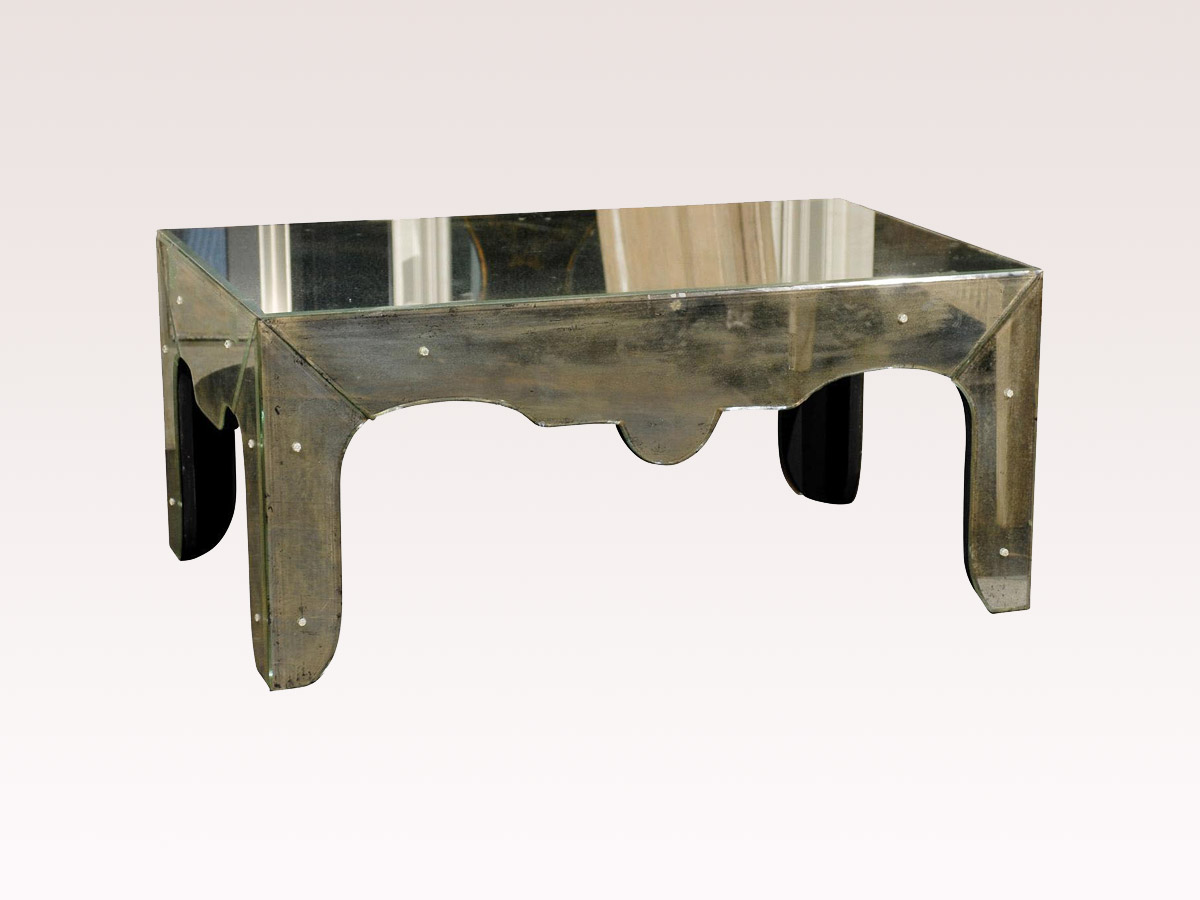 The Judy, Mirrored Coffee Table