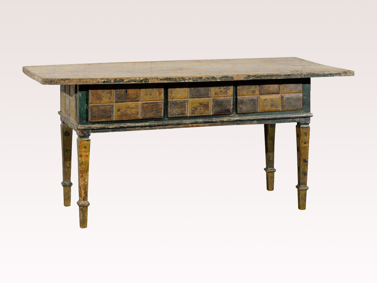 A Spanish Console / Center Table