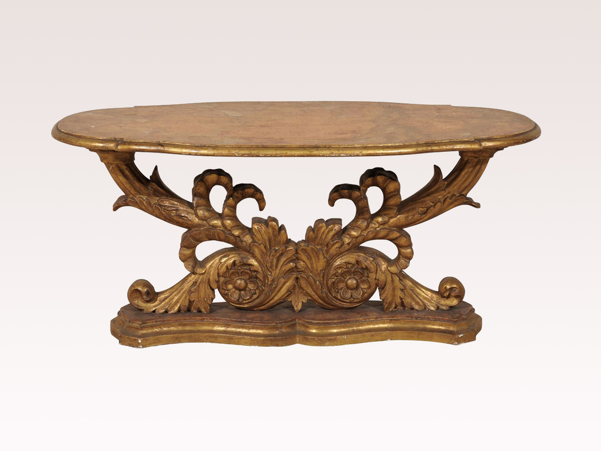 Italian Mid 19th Century Table