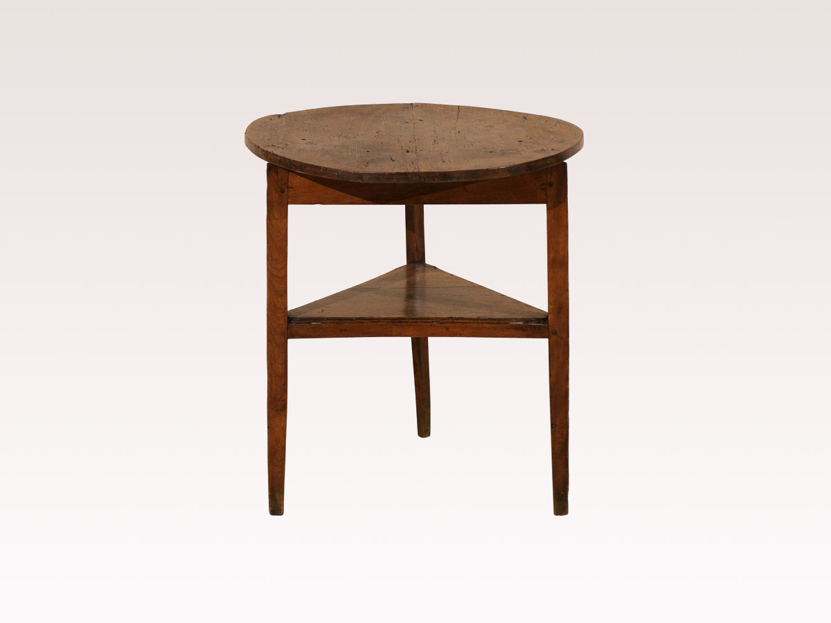 English Mid-20th Century Cricket Table