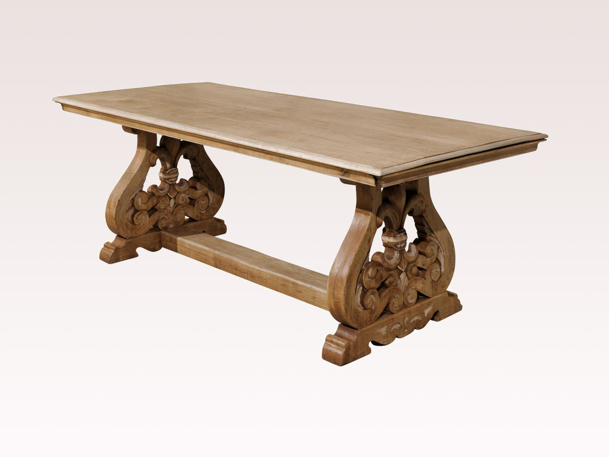 A 19th C. Italian Dining Table