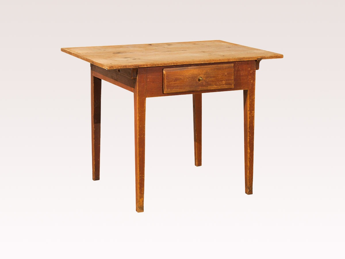 Swedish Mid 19th Century Table