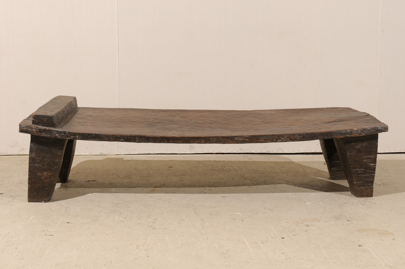 Ethnic Naga Indian Coffee Table 919 A Tyner Antiques
